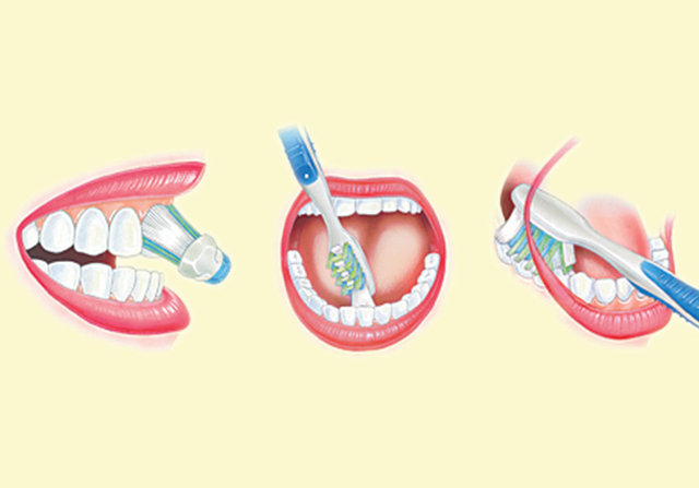 TOP 10 TIPS FOR GOOD ORAL HEALTH