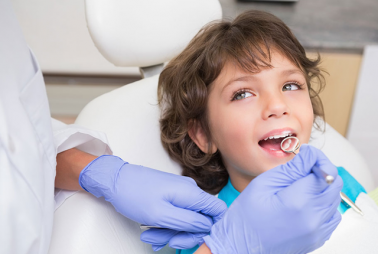 Dental Health & Hygiene for Children