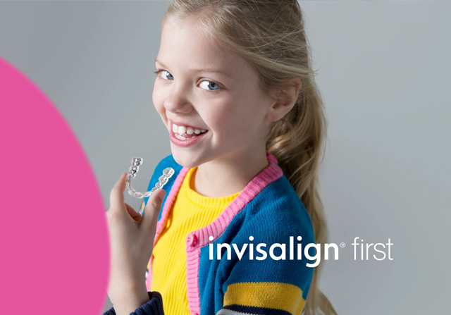 Invisalign First for Kids