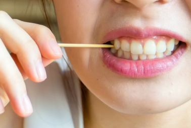 Why Toothpicks are Bad for You