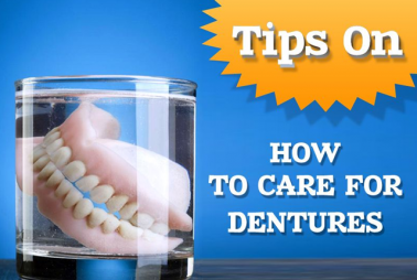 How to Take Care of Dentures