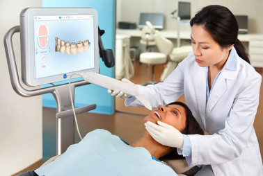 The Benefits of the iTero Digital Scanner for Orthodontic Treatment