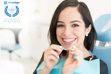 We are Proud to be an Invisalign Diamond Provider!